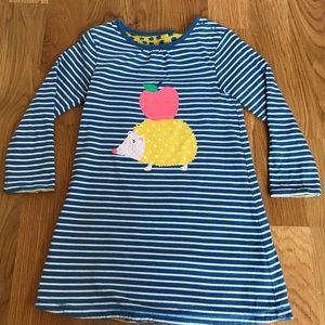 Mini Boden Reversible Dress